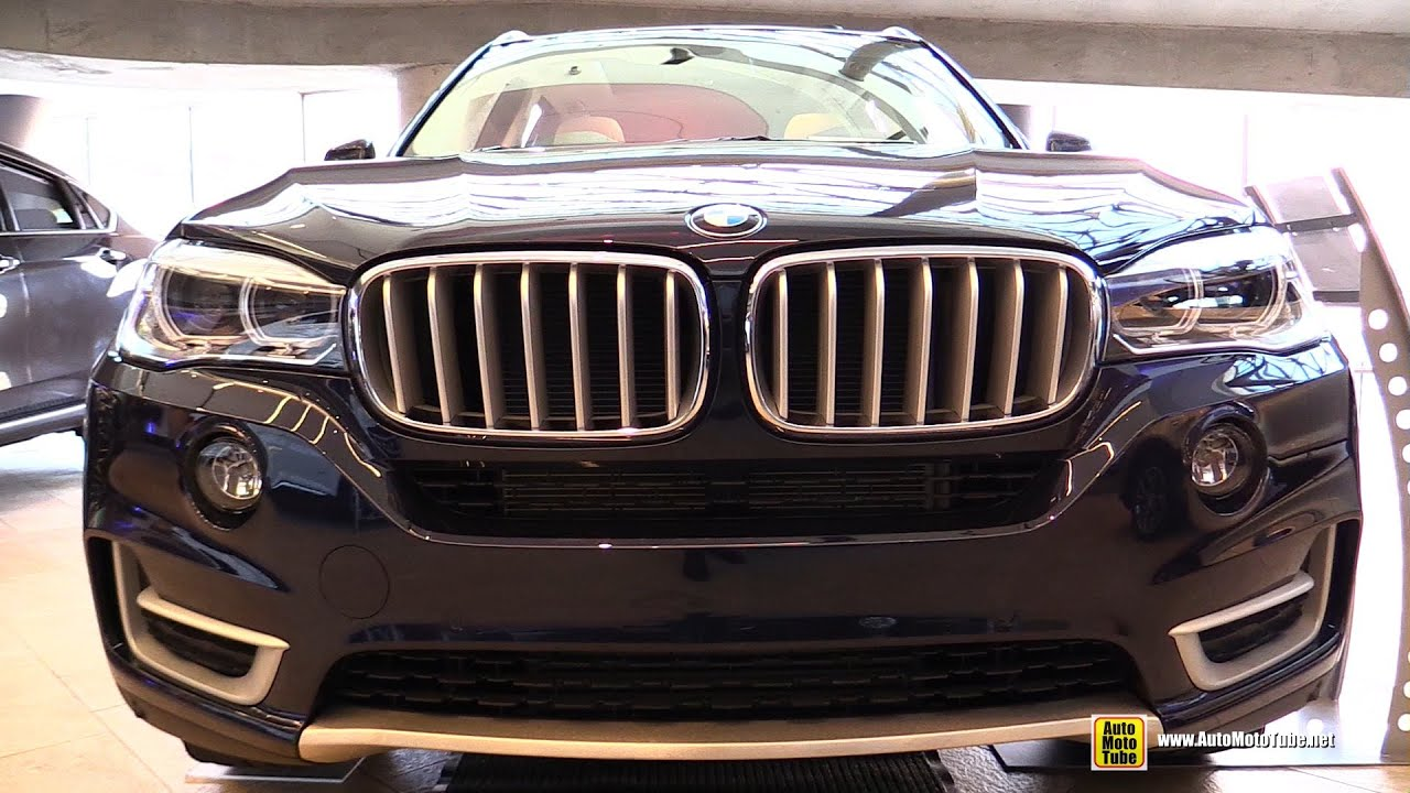 2015 bmw x5 xdrive 35i exterior and interior walkaround. Black Bedroom Furniture Sets. Home Design Ideas