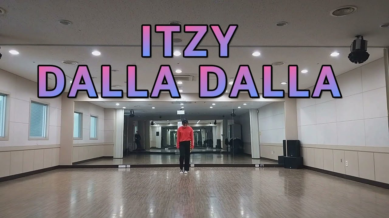 ITZY(있지) - DALLADALLA(달라달라) Dance cover(댄스커버)
