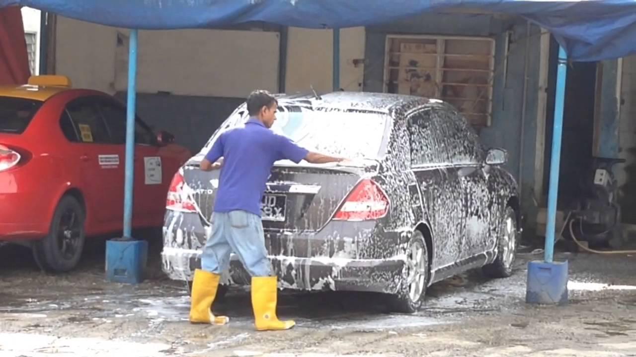 Premium Car Wash Jakarta