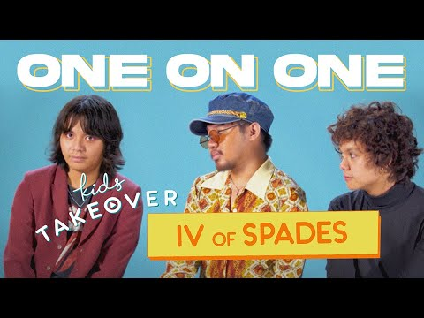 Sino si Barbara?   One on One with IV of Spades