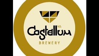 Обучение пивоварению Castellum Brewery о.Кипр_2016