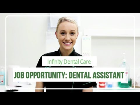 Job Opportunity: Dental Asistant