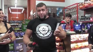 Сильнейшие люди России - Максим Баруздин!