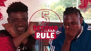 5 SECOND RULE #2 | Kudus vs Traoré | 'If only I had got that question...'