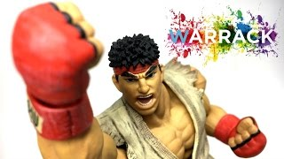 RYU from Street Fighter V action figure review