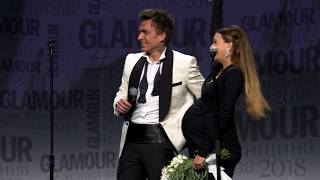 Регина Тодоренко и Влад Топалов пара года 2018 премия Glamour