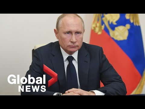 Coronavirus outbreak: Putin eases lockdown measures as Russia sees record rise in COVID-19 cases