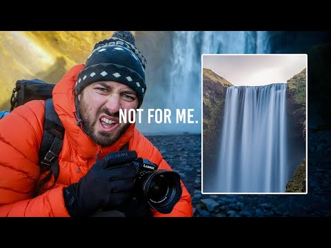 Long Exposures: Why I Don't Bother...