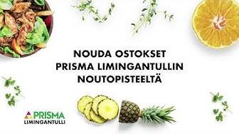 Prisma Limingantullin ruoan verkkokauppa on avoinna