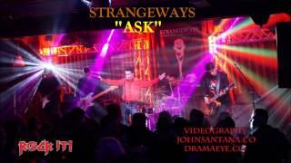 """STRANGEWAYS """"Ask"""" Videography JOHN SANTANA DRAMAEYE - Tribute to The Smiths"""