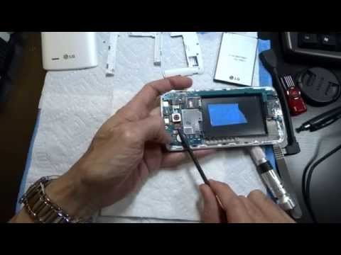 LG G3 Water Damage Repair--[FIXED!]