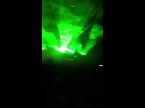 Hospitality - Danny Byrd - (Major Lazer - Watch Out For This) @ Brixton O2 Academy