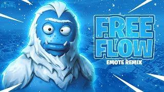 Fortnite Saison 7 - Free Flow Emote Remix