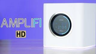AmpliFi HD - Great Mesh WiFi, But is it Fast Enough?