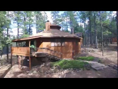 3 Bedroom Cabin For Sale in White Mountain Summer Homes of Pinetop, AZ!