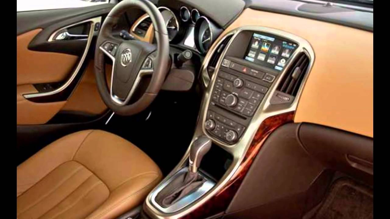 2016 Buick Verano Interior