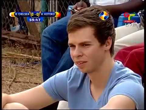 Berekum Chelsea v Asante  Kotoko