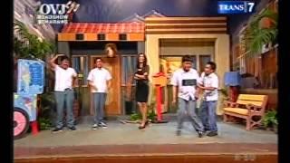 OVJ - Andre dan Sule Battle Ngegombalin Maria Selena