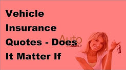 Vehicle Insurance Quotes | Does It Matter If You Are Unemployed  - 2017 Unemployed Vehicle Insurance