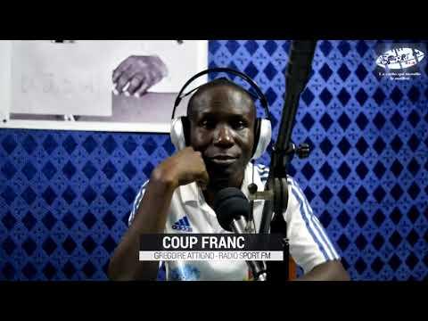 SPORTFM TV - COUP FRANC DU 18 AVRIL 2019 PRESENTE PAR GREGOIRE ATTIGNO