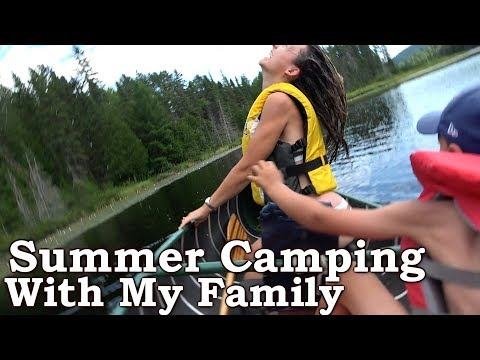 Catch n Not Cook Turtle Barehanded | & It Went OverBoard! | Family Summer Camping  (3 of 3)