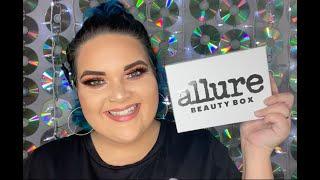 October Allure Beauty Box Subscription Box Unboxing   SHOULD I CANCEL?!