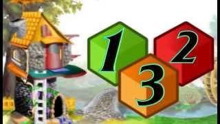 Развивающий мультик для детей!!! Учим Цифры!!! Цифра 3!
