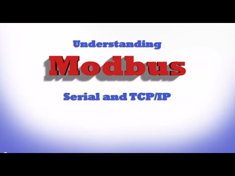 Understanding Modbus Serial and TCP/IP