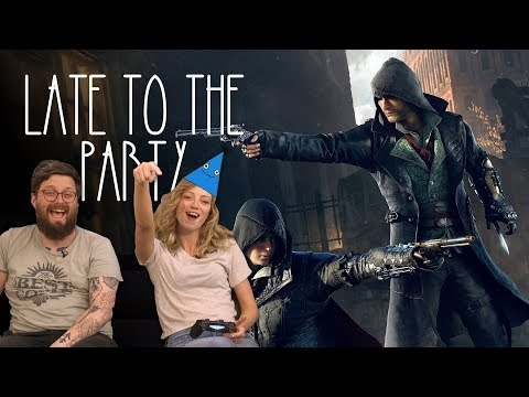 Let's Play Assassin's Creed Syndicate - Late to the Party