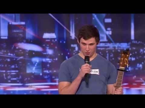 Paul Thomas Mitchell - My Life - America's Got Talent 2013 Season 8 Week 2 Auditions
