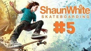 Shaun White Skateboarding - Walkthrough - Part 5 (PC) [HD]