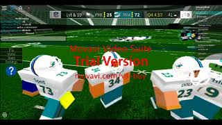 Roblox Legendary Football w/ 730Shaggy