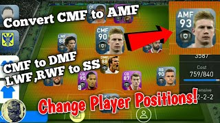 4 -3 -3 Managers with AMF (switch CMF to AMF) in PES 2019