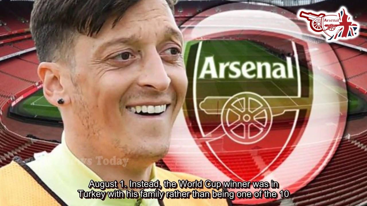 Mesut Ozil's agent calls out Arsenal, Arteta over playmaker's exile ...