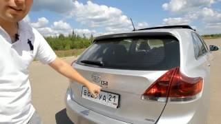 видео Тойота Венза технические характеристики