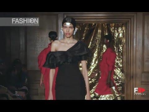 PREEN By THORNTON BREGAZZI Highlights Fall 2020 London - Fashion Channel