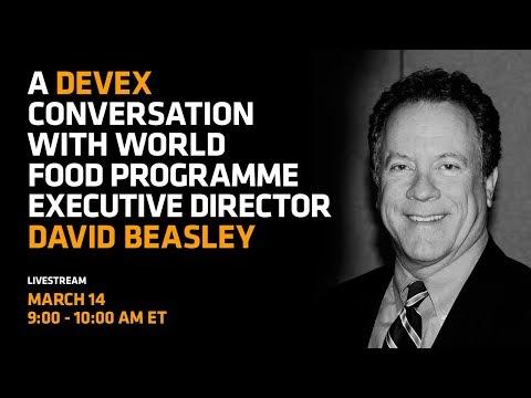 A Devex Conversation with David Beasley