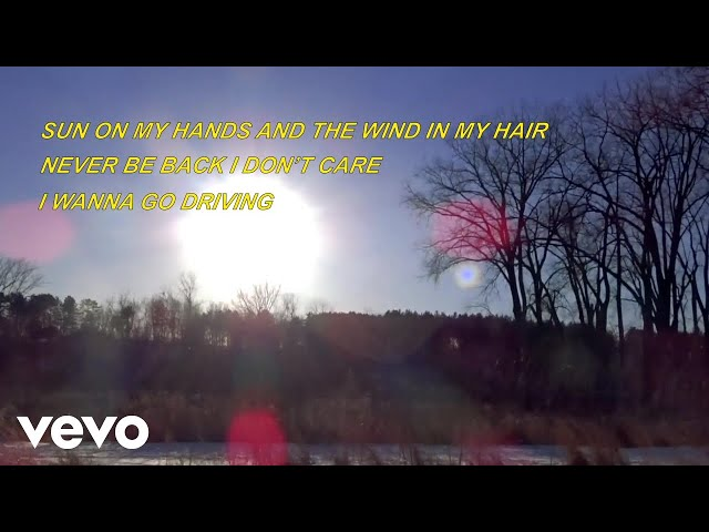 Driving (Lyric Video)