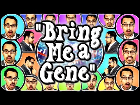 "CRISPR-Cas9 (""Mr. Sandman"" Parody) 