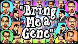 "CRISPR-Cas9 (""Mr. Sandman"" Parody)   A Capella Science"