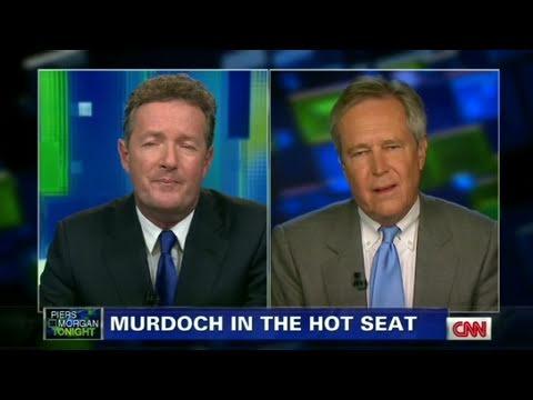 Panel judges Murdoch's performance