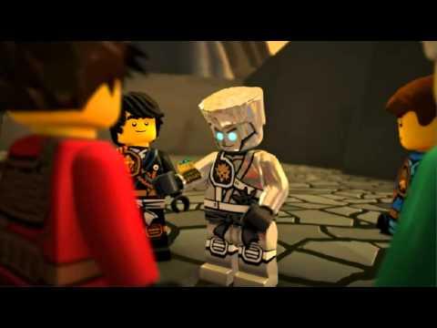 LEGO Ninjago - The Tournament of Elements - Zane - 2015