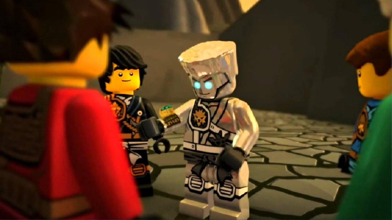 Lego Ninjago The Tournament Of Elements Zane 2015
