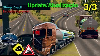 World Truck Driving Simulator Update/Atualizaçáo - (3/3)