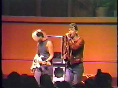 Undercover Live may 1985