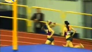 800м Женщины Финал - Чемпионат Украины 2015 Сумы