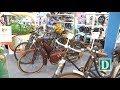 Cận Cảnh Chiếc Xe đạp Cổ Có Gia Hơn 200 Triệu đồng