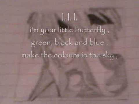 DDR - Butterfly Lyrics