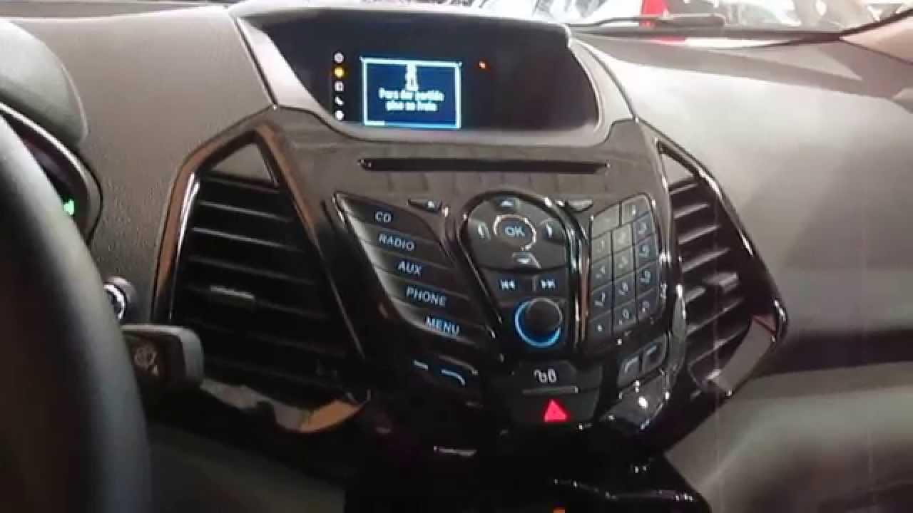 Auto Futura Tv Ford Ecosport 2 0 Titanium Plus