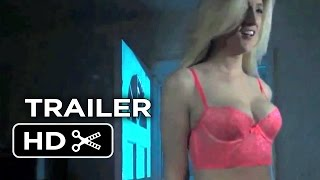 Haunted House on Sorority Row Official Trailer 1 (2014) - Erotic Horror Movie HD